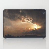 Clouds1 iPad Case