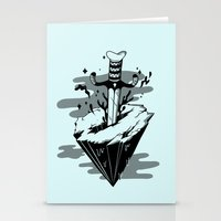 Releasing Dark Matter Stationery Cards