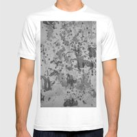 My Ink Op 3 Mens Fitted Tee White SMALL
