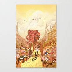 The Memories We Create Canvas Print