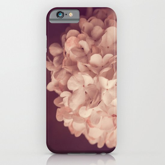 the white ball iPhone & iPod Case