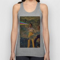 I Don't Know Unisex Tank Top