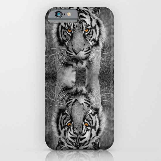 TIGER PORTRAIT iPhone & iPod Case
