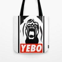 YEBO-UWS Tote Bag