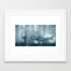 Astigmatismo #2 Framed Art Print