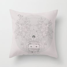 Fast-F  Throw Pillow