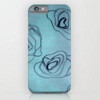 flowers in the sky iPhone 6 Slim Case
