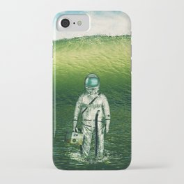 iPhone & iPod Case - Wave - Seamless