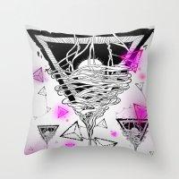 Prodigium Throw Pillow