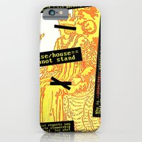 iPhone & iPod Case featuring King Combover by tessellate