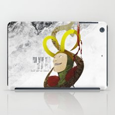 Made to be Ruled : Loki iPad Case