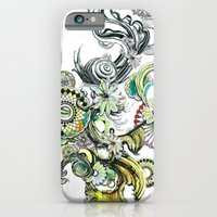 iPhone & iPod Case featuring bouquet 2 by Dominic Damien