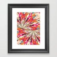 Convoke Framed Art Print