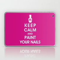 Keep Calm And Paint Your… Laptop & iPad Skin