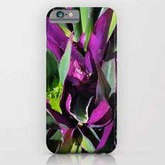 Purple and Green iPhone 6s Slim Case