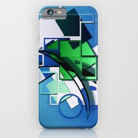 iPhone & iPod Case featuring Digitalart 2 by teddynash