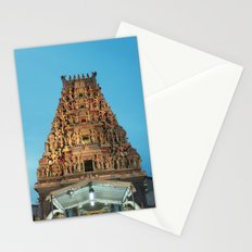 HINDU TEMPLE Stationery Cards