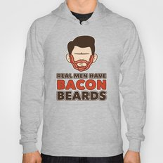 Bacon Beard (men's version) Hoody