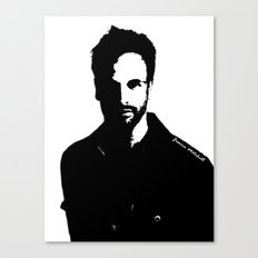 Jonny Lee Miller Canvas Print