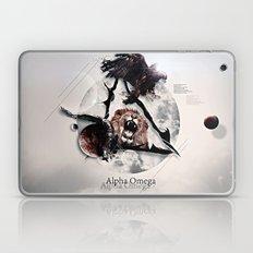 Alpha Omega Laptop & iPad Skin