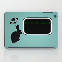 In The Meantime At Paral… iPad Case