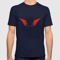 Beyond Mens Fitted Tee Navy SMALL