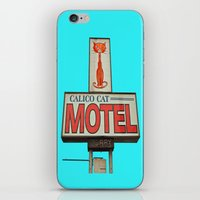 The Calico Cat iPhone & iPod Skin