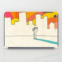 If I Had Eyes At The Bac… iPad Case