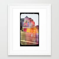 Barbie House Framed Art Print