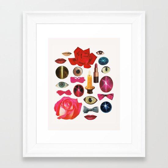 SHRINE Framed Art Print