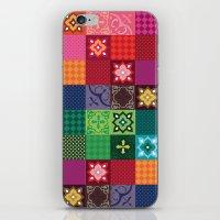 Azulejos iPhone & iPod Skin