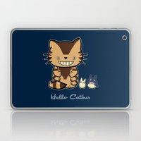 Hello Catbus Laptop & iPad Skin