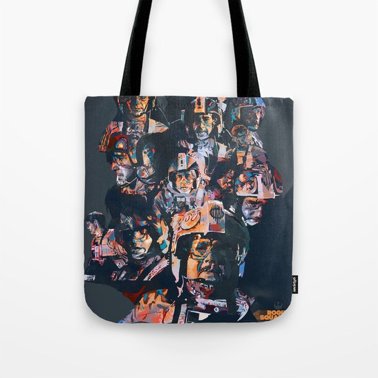 Rogue Squadron // Unsung Heroes of Star Wars Tote Bag