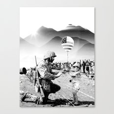 Indian Giver Canvas Print