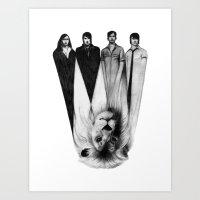 My Kings of Leon Art Print