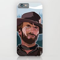 iPhone & iPod Case featuring Eastwood by Matt Fontaine
