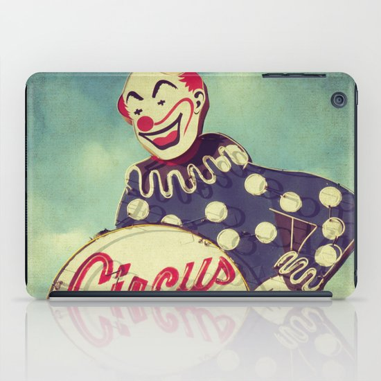 Circus Liquor, N. Hollywood, CA. iPad Case