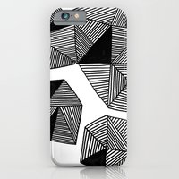 iPhone & iPod Case featuring Pieces by alyissaj
