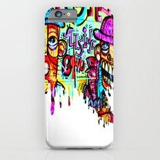 Graffiti  iPhone 6s Slim Case