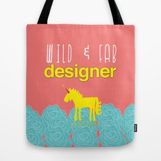 Design and Be Awesome! Tote Bag