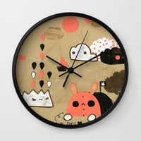 Tobermory Wall Clock