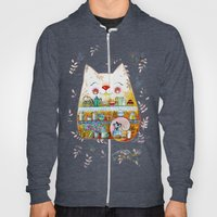 Little Cute Kitchen Cat Hoody
