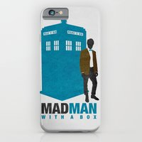 MAD MAN With A Box iPhone 6 Slim Case