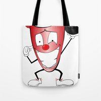 Zany Zinger T-Shirt Alte… Tote Bag