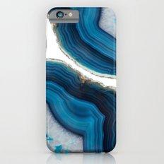 Blue Agate iPhone 6 Slim Case