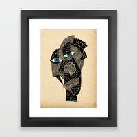 - Pastapoleka - Framed Art Print