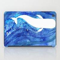 The White Whale iPad Case