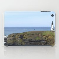 Remnants of a Simpler Time - The Lighthouse iPad Case