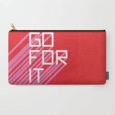Go For It Carry-All Pouch