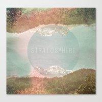stratosphere Canvas Print